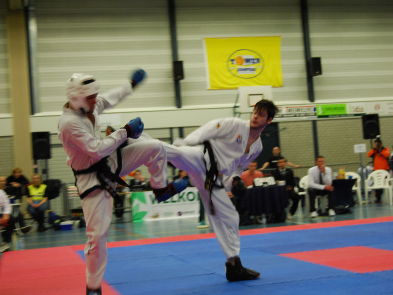 All ITF Taekwon-do Cup 2015