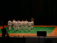 WK ITF 2014 Zuid-Korea Heren team Taekwon-do