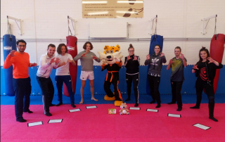 Tigers level 1 opleiding